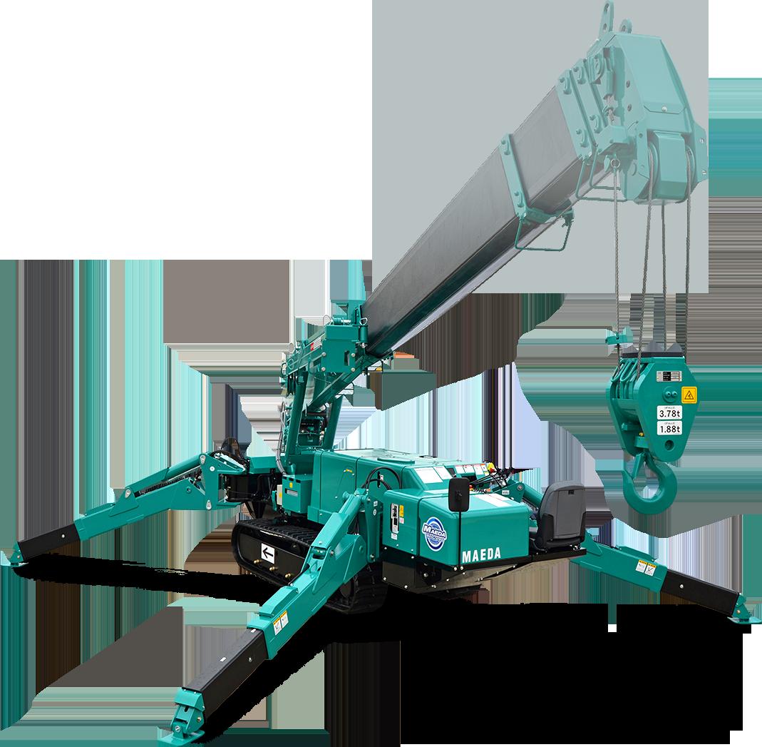 Maeda Mini Cranes : Maeda mini cranes
