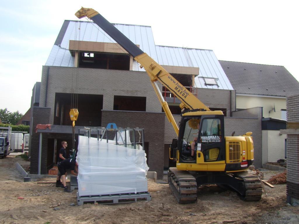LC1385 Construction Belgium