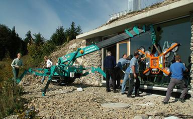 MC285-2 Glazing Austria