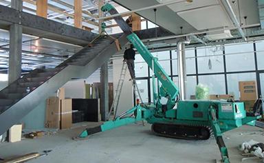 MC305C Construction Indoor