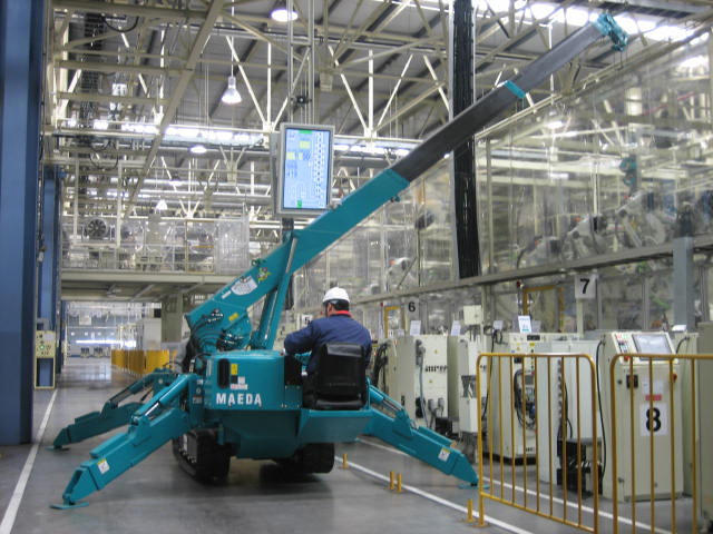 MC305C Maintenance In Factory US