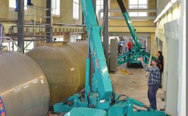 MC305C Tandem in Plant Switzerland