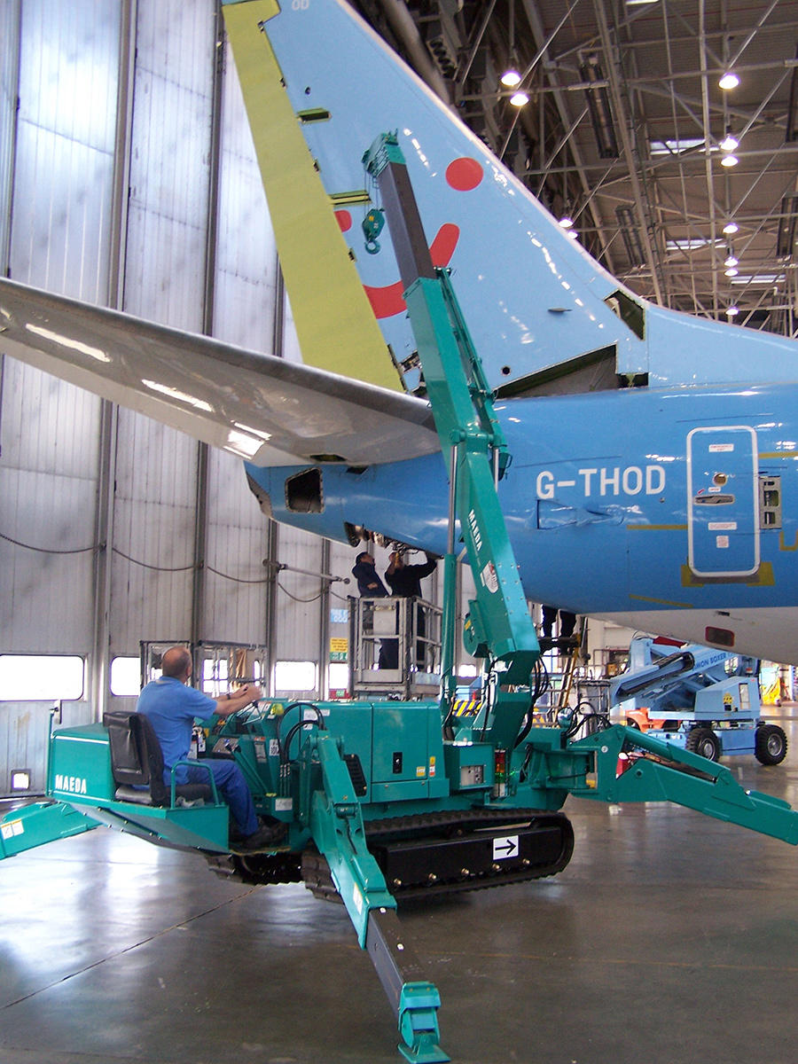 MC405C Aviation Aircraft Maintenance