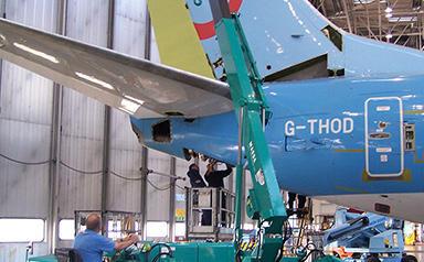 MC405C Aviation Aircraft Maintenance