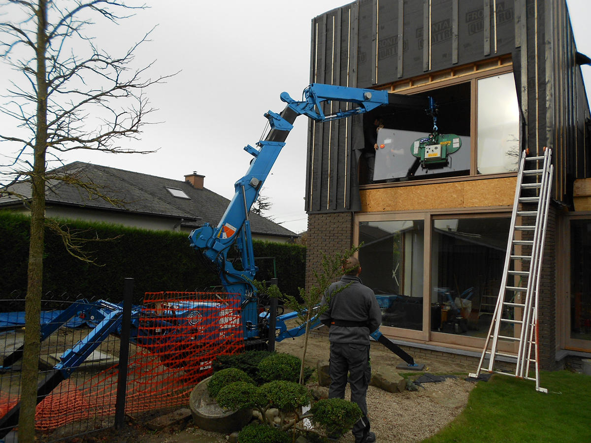 MK1033 Glazing Belgium
